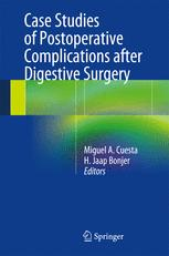 Case Studies of Postoperative Complications after Digestive Surgery