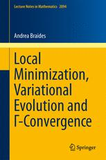 Local Minimization, Variational Evolution and Γ-Convergence