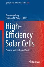 High-Efficiency Solar Cells
