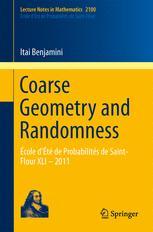 Coarse Geometry and Randomness