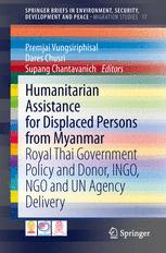 Humanitarian Assistance for Displaced Persons from Myanmar