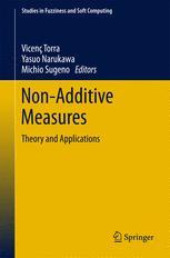 Non-Additive Measures