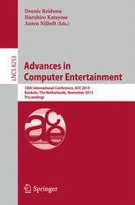 Advances in Computer Entertainment