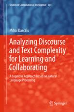 Analyzing Discourse and Text Complexity for Learning and Collaborating