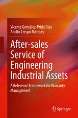 After–sales Service of Engineering Industrial Assets