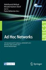 Ad Hoc Networks