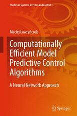 Computationally Efficient Model Predictive Control Algorithms