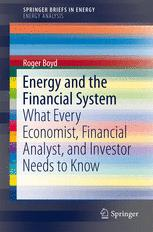 Energy and the Financial System