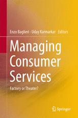 Managing Consumer Services