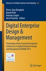 Digital Enterprise Design & Management