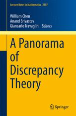 A Panorama of Discrepancy Theory