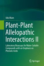 Plant-Plant Allelopathic Interactions II