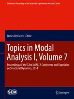 Topics in Modal Analysis I, Volume 7