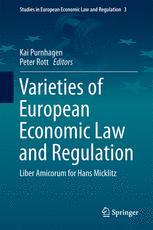 Varieties of European Economic Law and Regulation