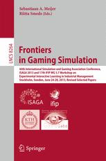 Frontiers in Gaming Simulation