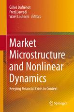 Market Microstructure and Nonlinear Dynamics
