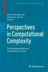 Perspectives in Computational Complexity