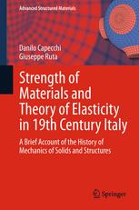 Strength of Materials and Theory of Elasticity in 19th Century Italy