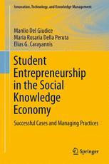 Student Entrepreneurship in the Social Knowledge Economy