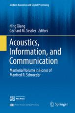 Acoustics, Information, and Communication