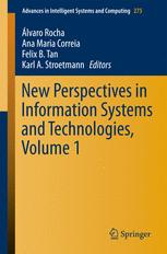 New Perspectives in Information Systems and Technologies, Volume 1