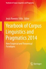 Yearbook of Corpus Linguistics and Pragmatics 2014