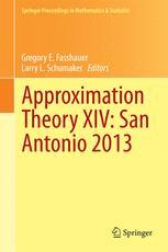 Approximation Theory XIV: San Antonio 2013
