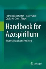 Handbook for Azospirillum