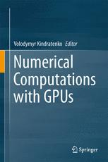 Numerical Computations with GPUs