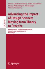Advancing the Impact of Design Science: Moving from Theory to Practice