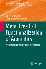 Metal Free C-H Functionalization of Aromatics