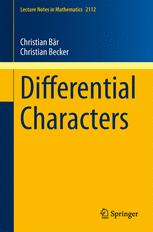 Differential Characters