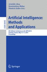 Artificial Intelligence: Methods and Applications