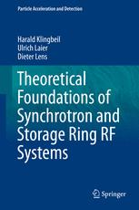 Theoretical Foundations of Synchrotron and Storage Ring RF Systems