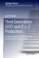 Third generation SUSY and t¯t +Z production