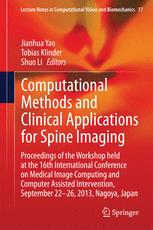 Computational Methods and Clinical Applications for Spine Imaging