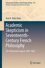 Academic Skepticism in Seventeenth-Century French Philosophy