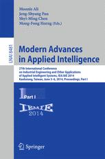 Modern Advances in Applied Intelligence