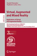 Virtual, Augmented and Mixed Reality. Applications of Virtual and Augmented Reality