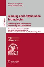 Learning and Collaboration Technologies. Technology-Rich Environments for Learning and Collaboration