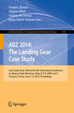 ABZ 2014: The Landing Gear Case Study