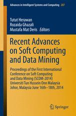 Recent Advances on Soft Computing and Data Mining