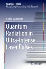 Quantum Radiation in Ultra-Intense Laser Pulses