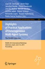 Highlights of Practical Applications of Heterogeneous Multi-Agent Systems. The PAAMS Collection