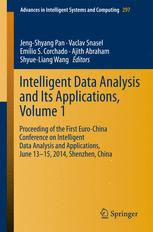 Intelligent Data analysis and its Applications, Volume I