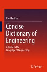 Concise Dictionary of Engineering