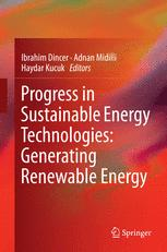 Progress in Sustainable Energy Technologies: Generating Renewable Energy