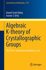 Algebraic K-theory of Crystallographic Groups