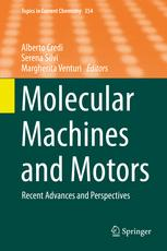 Molecular Machines and Motors
