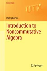 Introduction to Noncommutative Algebra